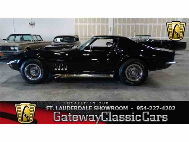 Picture of Classic 1969 Corvette located in Coral Springs Florida - $39,995.00 Offered by Gateway Classic Cars - Fort Lauderdale - MINR