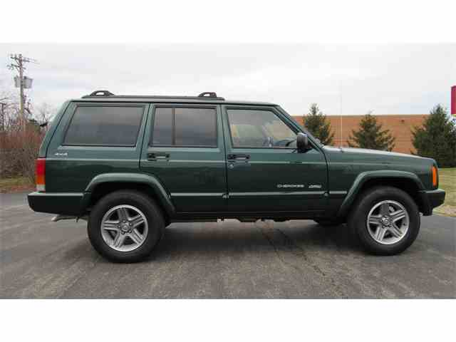 Picture of '00 Cherokee - MMXL