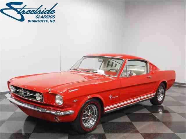 Picture of '65 Mustang - MMXU