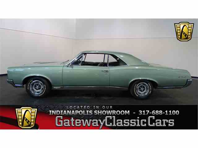 Picture of '67 Pontiac GTO - $64,000.00 Offered by Gateway Classic Cars - Indianapolis - MI8E