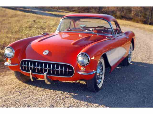 Picture of '56 Corvette - MMZ5