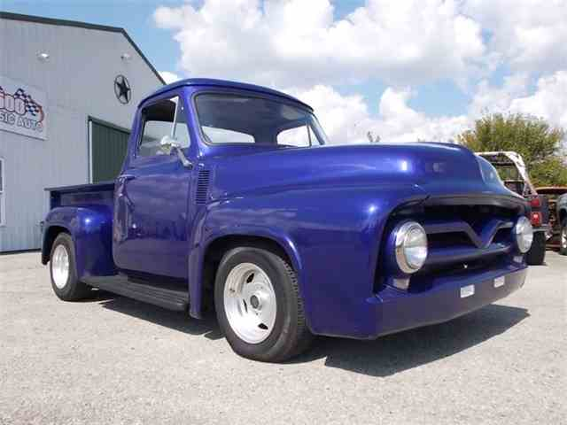 Picture of '54 F100 - MN0B
