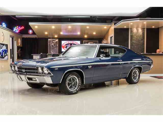 Picture of '69 Chevelle SS - MN0C