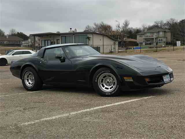 Picture of '81 Corvette - MN14