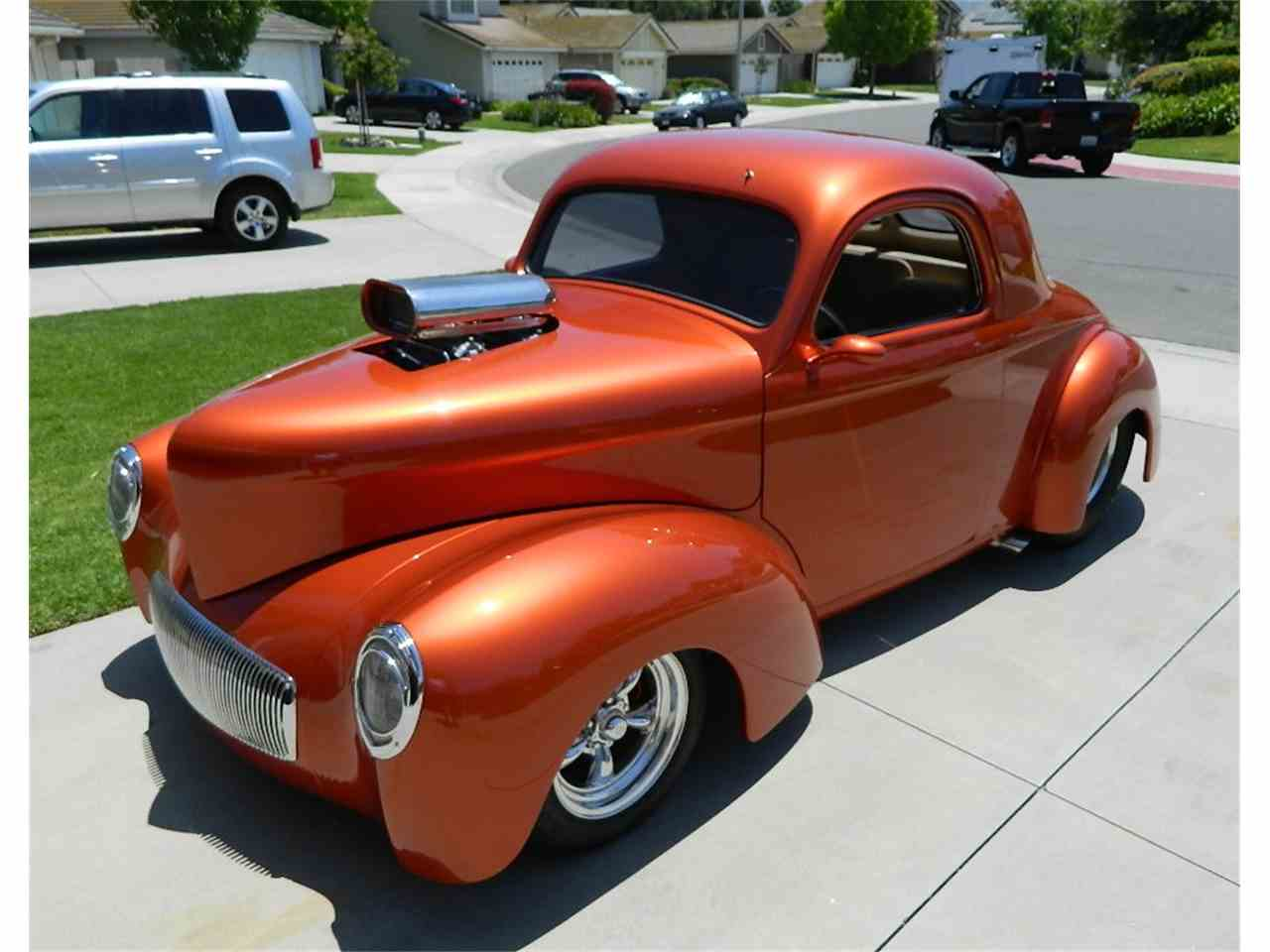 1941 Willys Coupe for Sale on ClassicCars.com