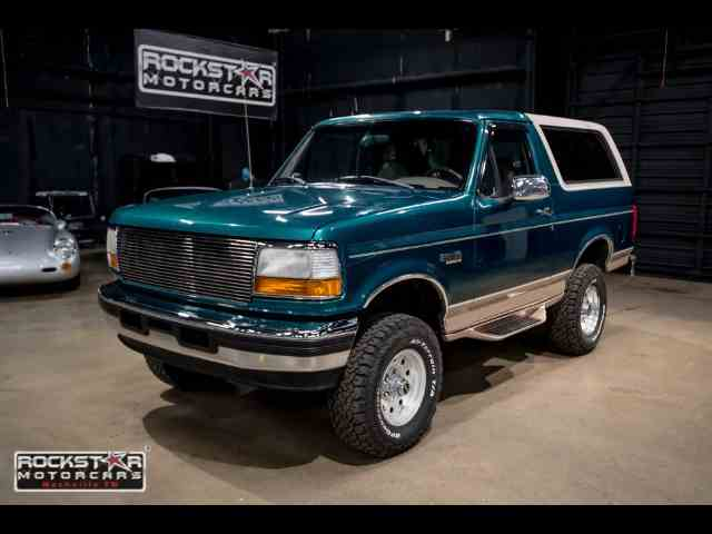 Picture of '96 Bronco - MN1Y