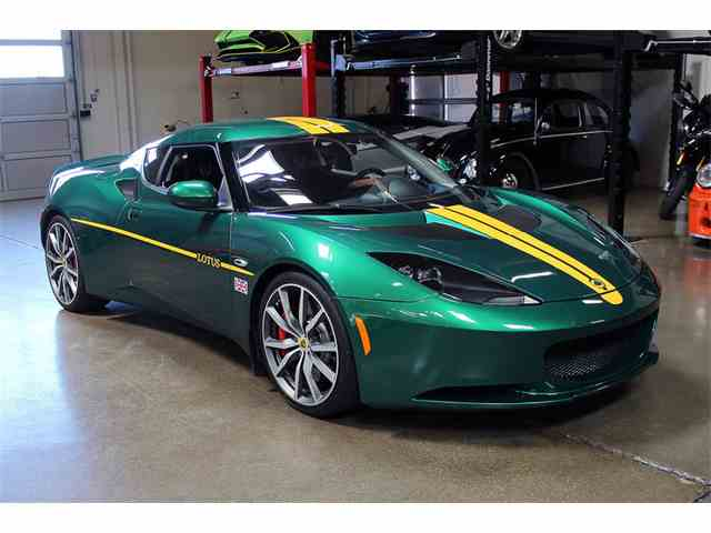 Picture of '11 Evora - MN22