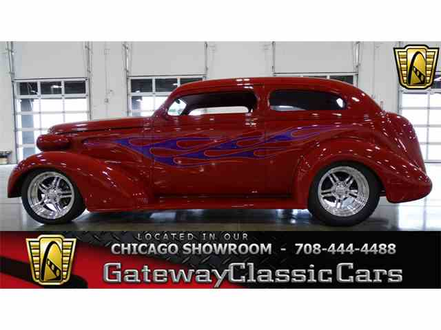 Picture of Classic '38 Chevrolet Deluxe located in Crete Illinois - $45,595.00 Offered by Gateway Classic Cars - Chicago - MIO8