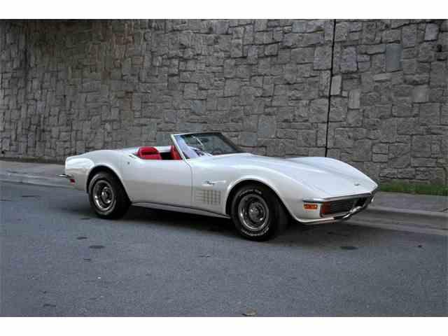 Picture of '72 Corvette - MN2J