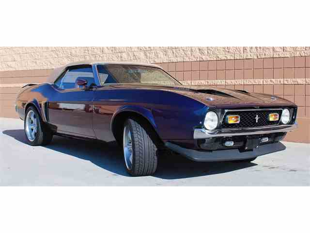 Picture of '72 Mustang - MN33
