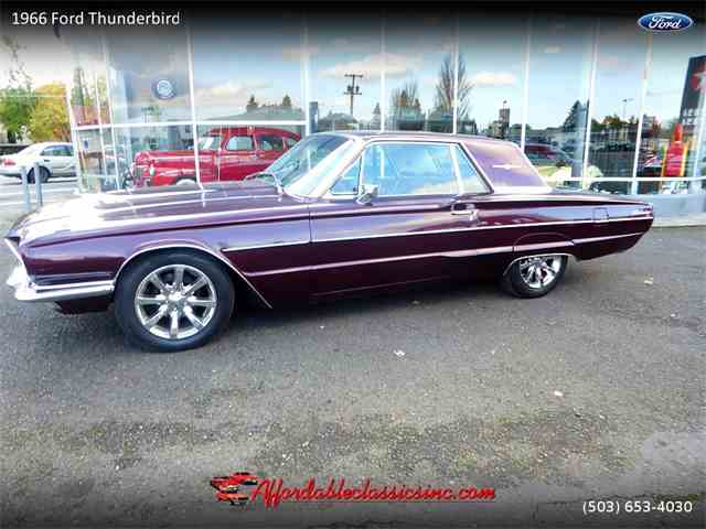 Picture of '66 Thunderbird - MN4D