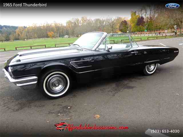 Picture of '65 Thunderbird - MN4L