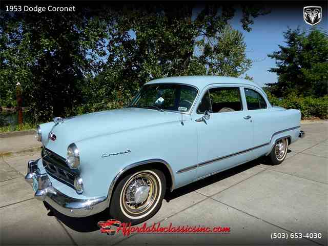 Picture of '53 Coronet - MN4M