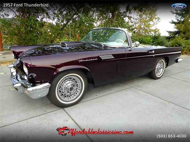 Picture of '57 Thunderbird - MN4O