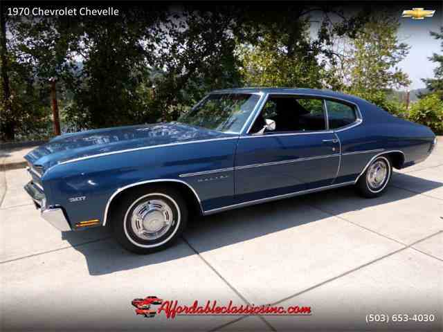 Picture of '70 Chevelle - MN4Q