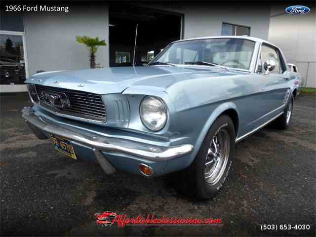 Picture of '66 Mustang - MN4U