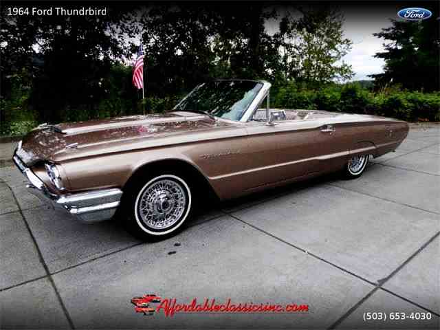 Picture of '64 Thunderbird - MN4X