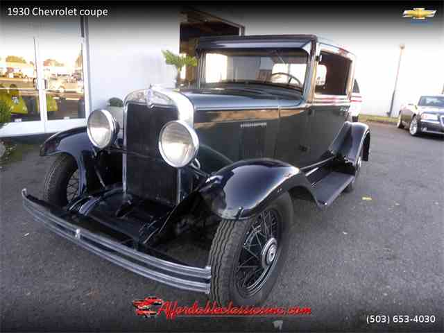 Picture of '30 Coupe - MN4Y