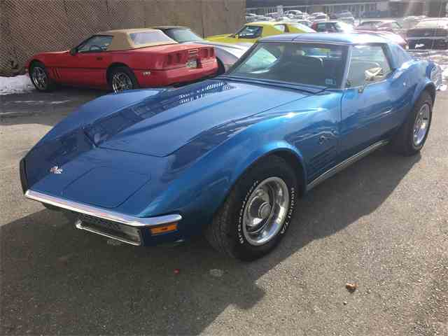 Picture of Classic 1971 Chevrolet Corvette located in PENNSYLVANIA - $19,900.00 Offered by Keystone Corvettes - MN5E