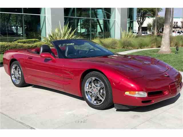 Picture of '04 Corvette - MN5S