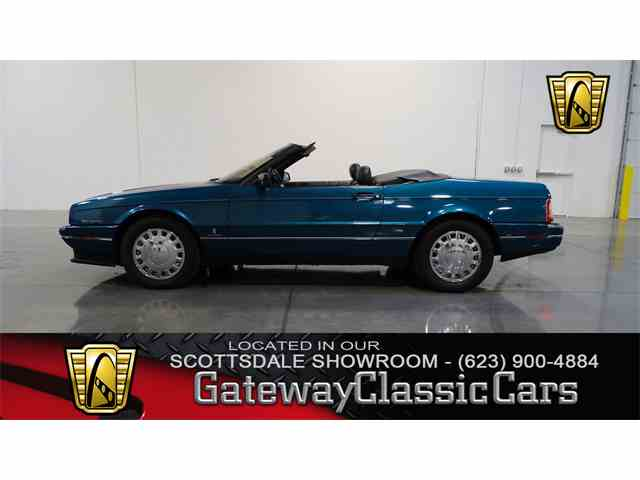 Picture of 1993 Cadillac Allante located in Arizona - $13,595.00 Offered by Gateway Classic Cars - Scottsdale - MIOL