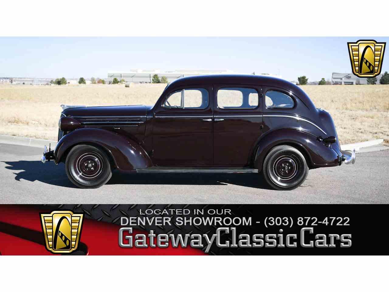 1937 Dodge Sedan for Sale | ClassicCars.com | CC-1056454