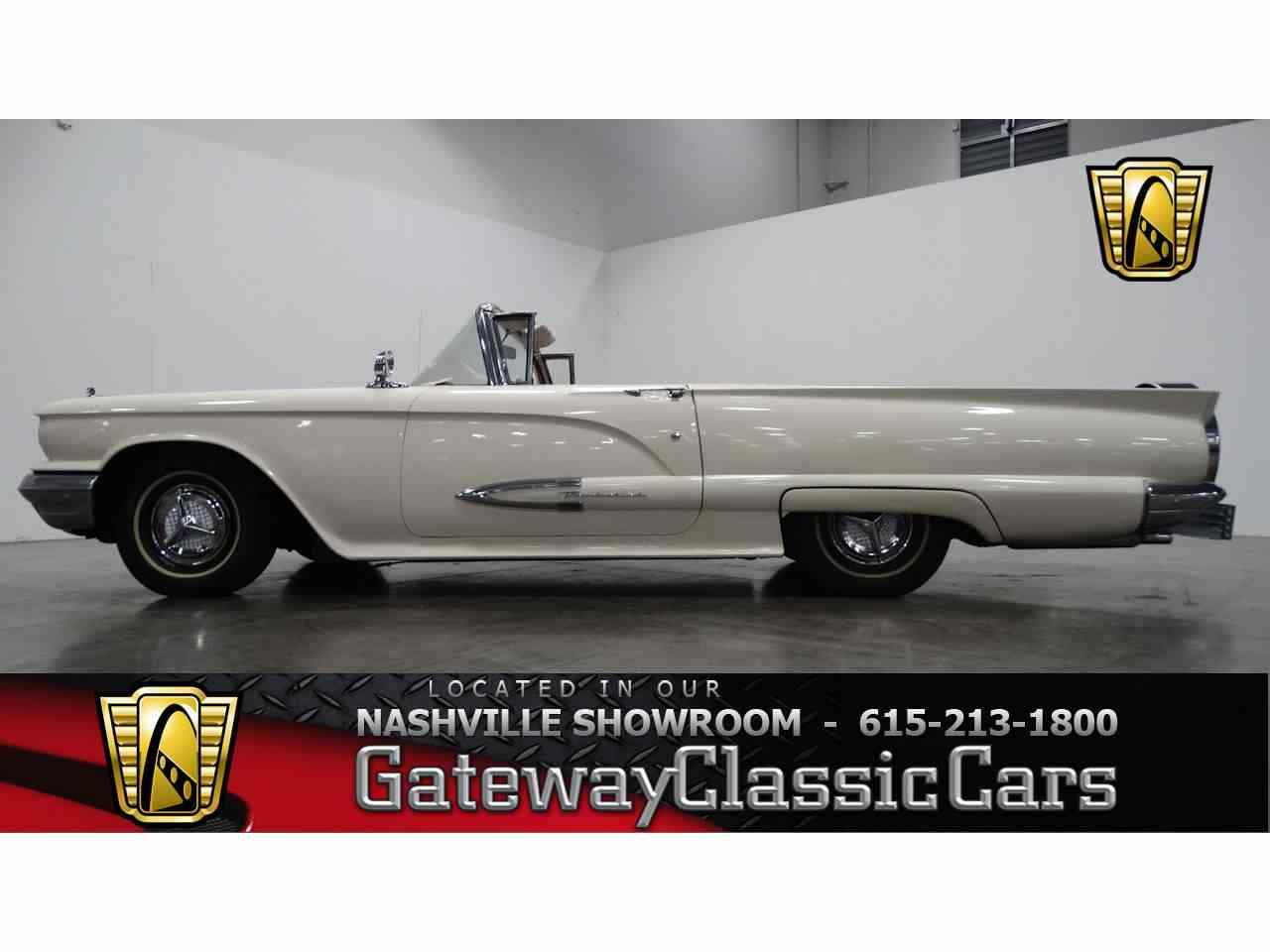 Large Picture of '59 Thunderbird - MN60