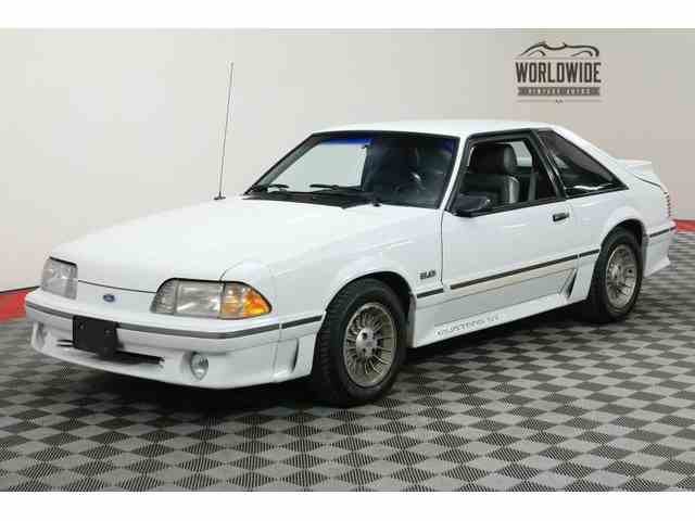 Picture of '87 Mustang - MN6A