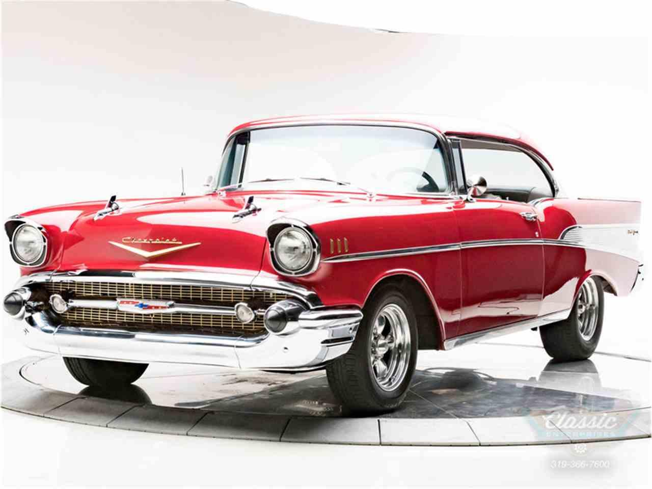 1957 Chevrolet Bel Air For Sale Classiccars Com Cc 1056477