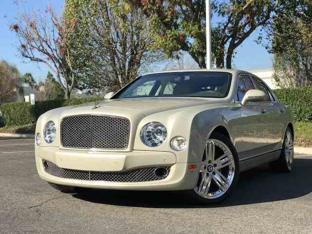 Picture of '11 Mulsanne S - MN6R