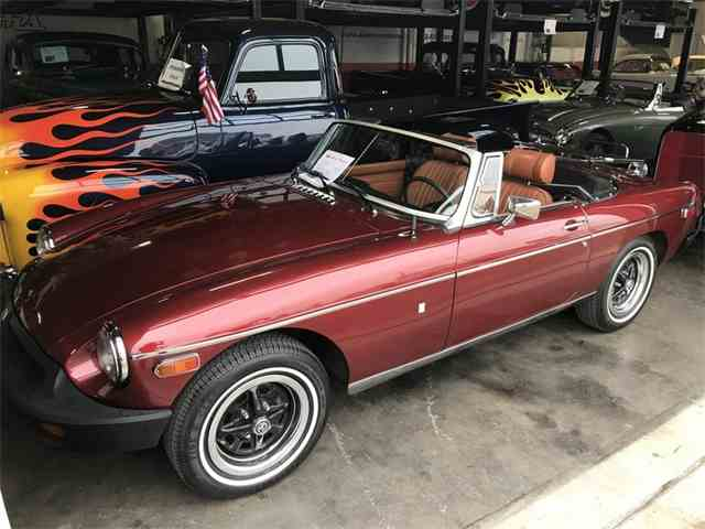 Picture of '77 MGB - MN7N