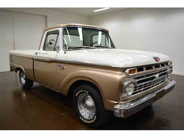 Picture of '66 F100 - MN83