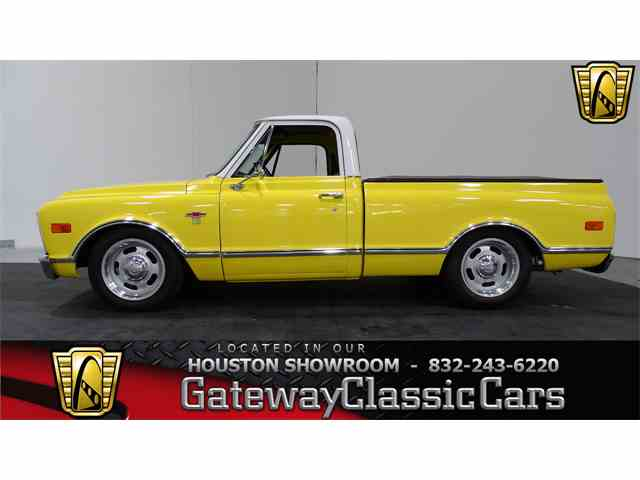 Picture of '68 C10 - MIOU