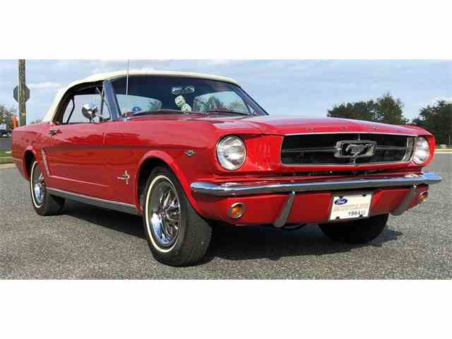 Picture of '64 Mustang - MN8N