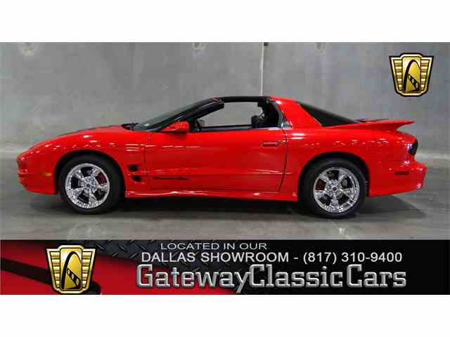 Picture of 2001 Firebird located in Texas - $18,995.00 Offered by Gateway Classic Cars - Dallas - MIOW
