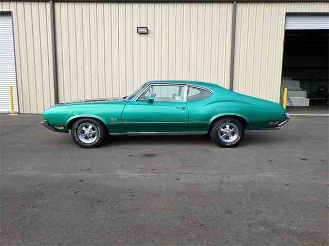Picture of '72 Cutlass - MN9H