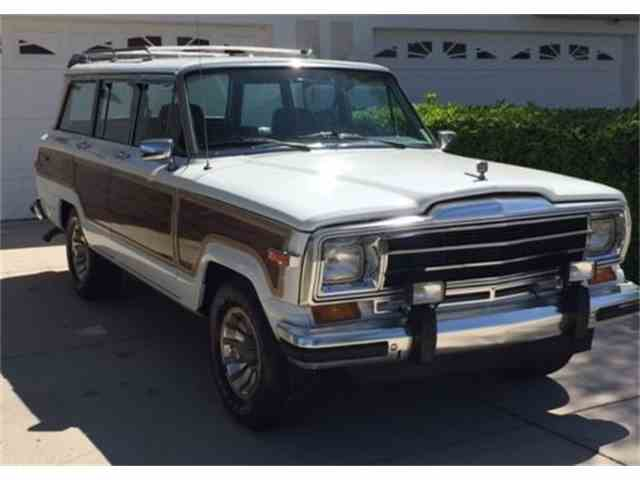 Picture of '90 Grand Wagoneer - MN9J