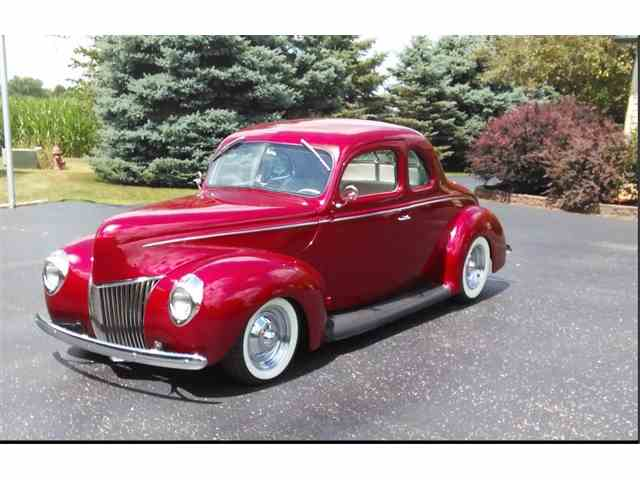 Picture of '39 Coupe - MN9W