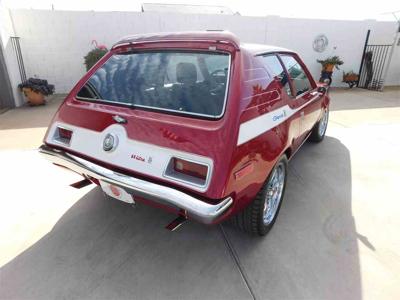 1972 amc gremlin for sale classiccars cc 1056645 large picture of 1972 gremlin located in arizona 4700000 offered by classic car pal sciox Image collections