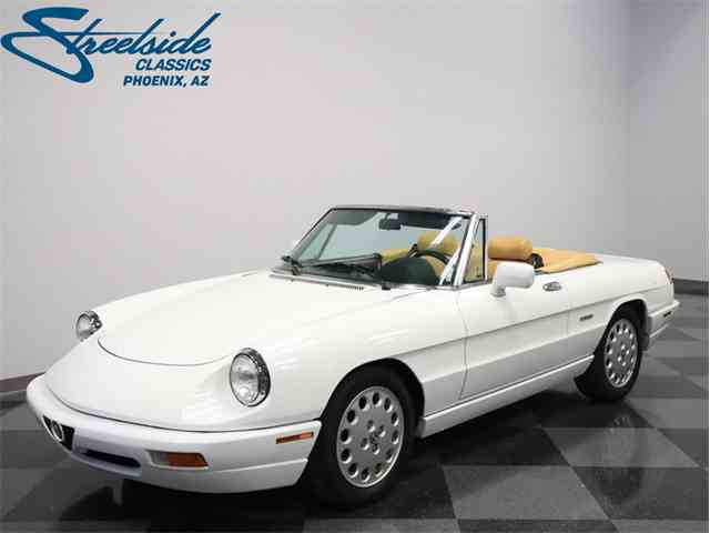 Picture of 1991 Alfa Romeo 2000 Spider Veloce located in Mesa Arizona - $22,995.00 - MNBR