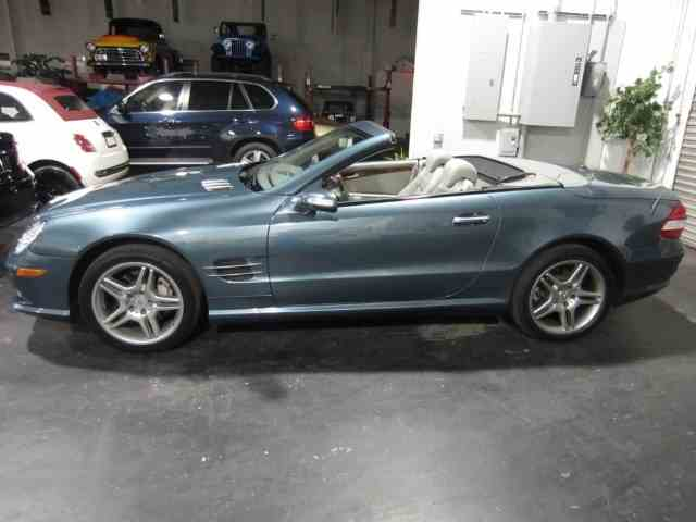 Picture of '07 SL550 - MNC6