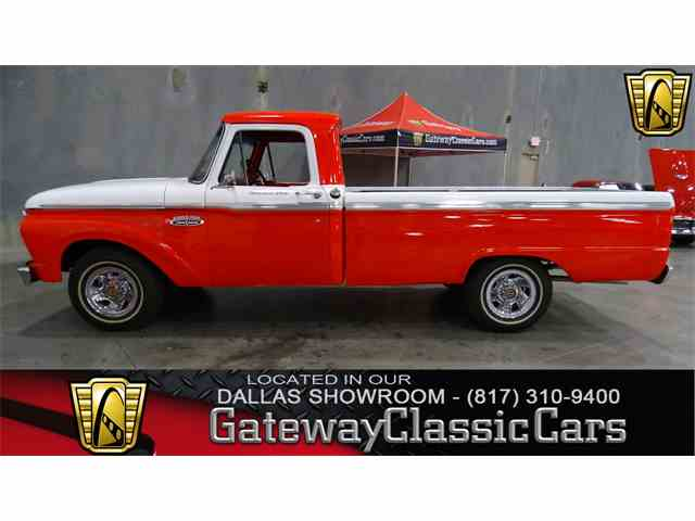 Picture of '65 F100 - MNCC