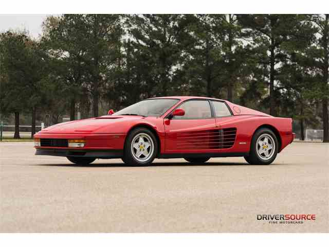 Picture of '91 Testarossa - MNDW