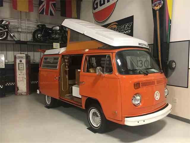 Picture of Classic 1973 Volkswagen Camper located in Colorado - $35,000.00 Offered by Steel Affairs - MNEQ
