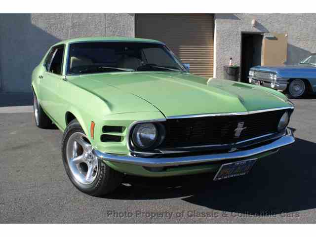 Picture of '70 Mustang - MNET