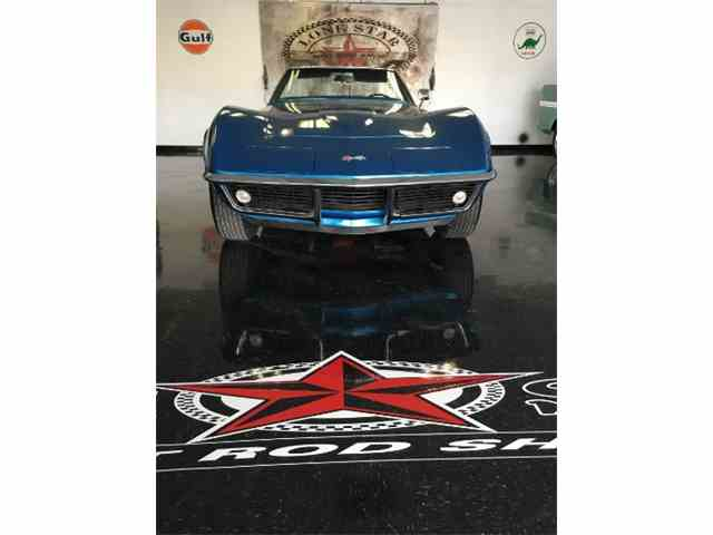 Picture of Classic 1968 Chevrolet Corvette Offered by Lone Star Hot Rod Shop - MNF1
