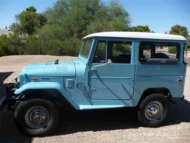 Picture of '72 Land Cruiser FJ - MNFC