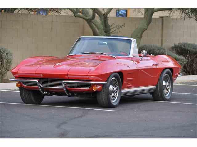 Picture of '64 Corvette - MNFF