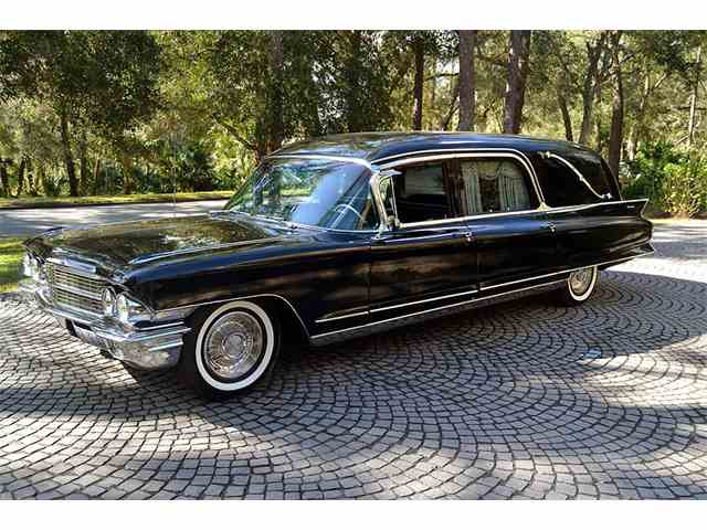 Picture of '62 Hearse - MNFT