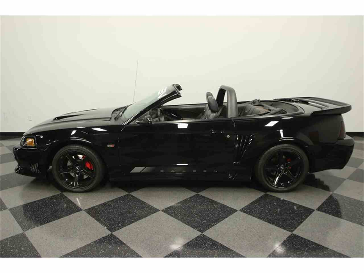 2004 ford mustang saleen s281 sc for sale cc 1050681. Black Bedroom Furniture Sets. Home Design Ideas